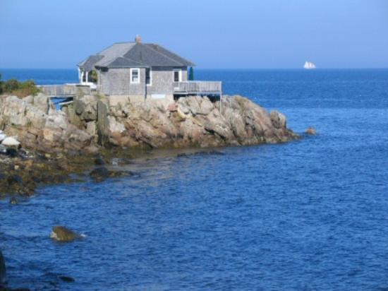 Samoset Resort On The Ocean: The Flume Cottage