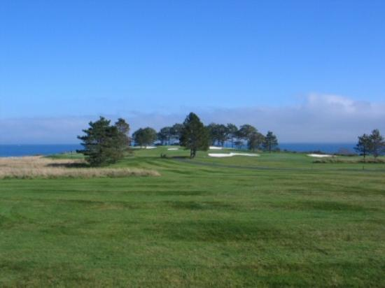 Samoset Resort On The Ocean: The Golf Course