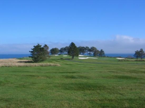 Samoset Resort On The Ocean: The Golf Course