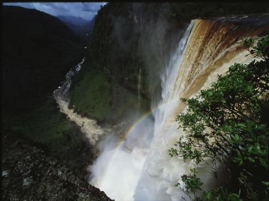 Potaro-Siparuni, Guyana: Kaieteur Falls, Guyana