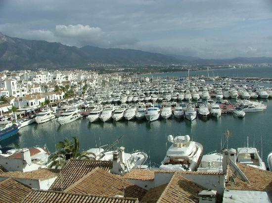 Puerto Jose Banus, Espagne : View from room