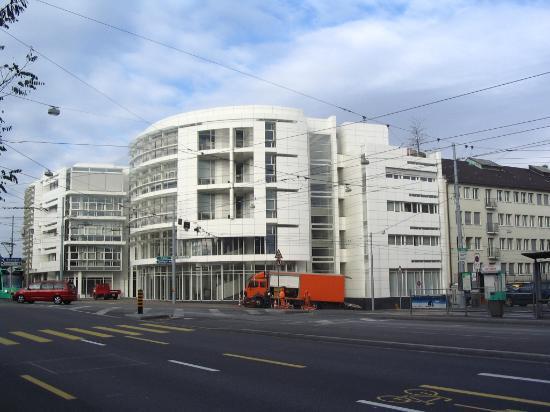 Bázel, Svájc: Richard Meier