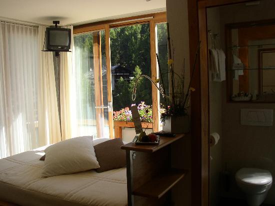 Coeur des Alpes: hotel room