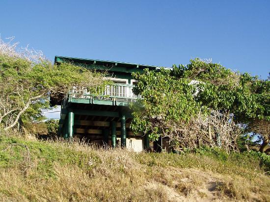 Dunbar Beachfront Cottages: Cottage view 2