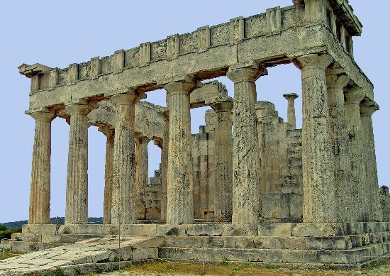 Temple of Aphaia Picture