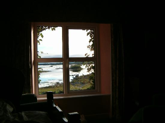 Corrib View Farm : a room with a view