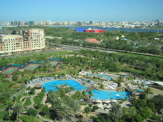 Grand Hyatt Dubai : View from room