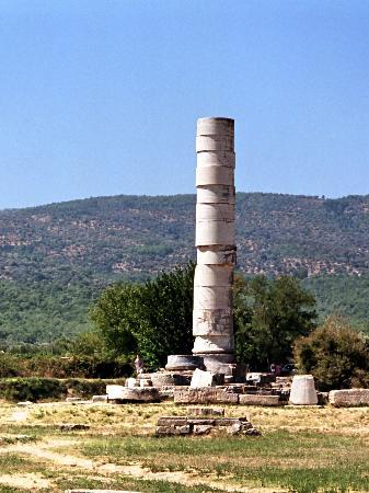 Temple of Hera Photo