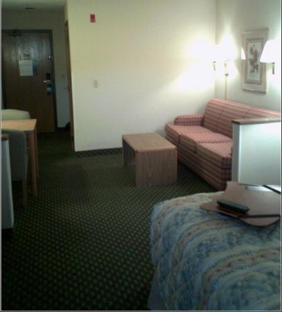 Hampton Inn Abilene Aufnahme