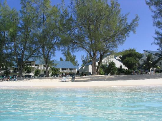 Villas of the Galleon : VOG from the water
