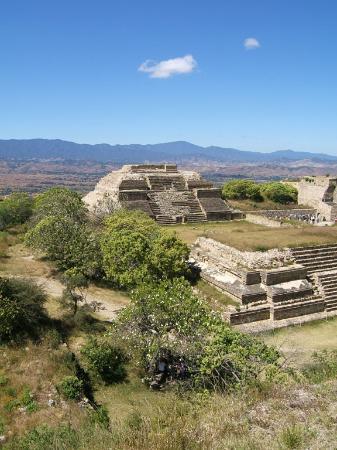 Oaxaca, Mexico: Monte Alban pyramids 2