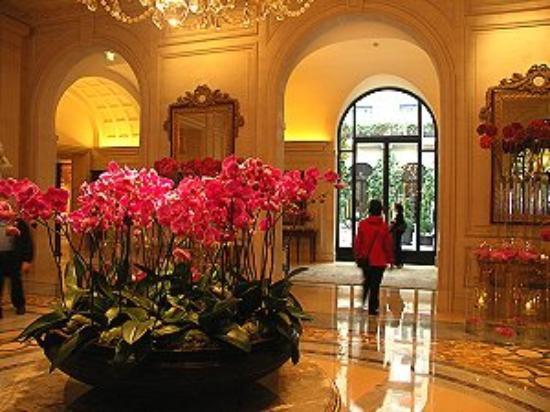 Famous Hotels In Paris