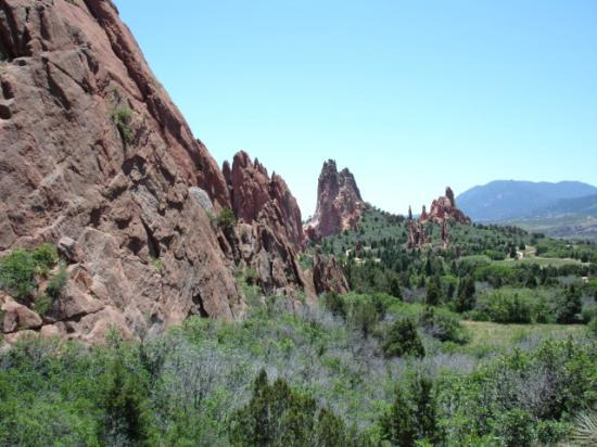 Garden of the Gods: Rock Cathedral Spires