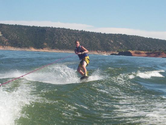 Glendo State Park: Water fun