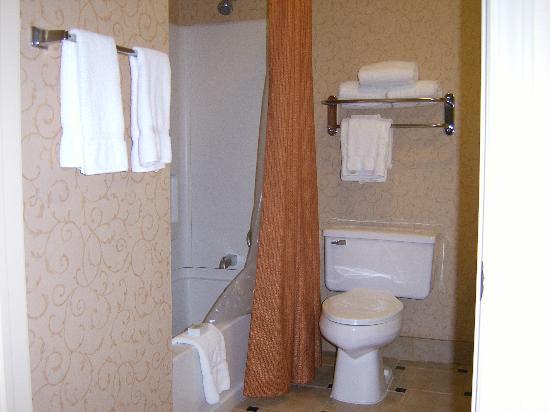 Larkspur Landing Milpitas: Bathroom