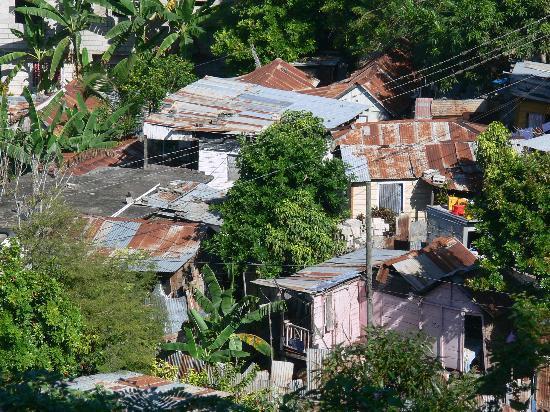 Poverty Picture Of Montego Bay Saint James Parish