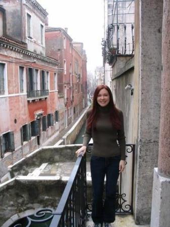 Hotel Al Ponte Mocenigo: Balcony on Al Ponte