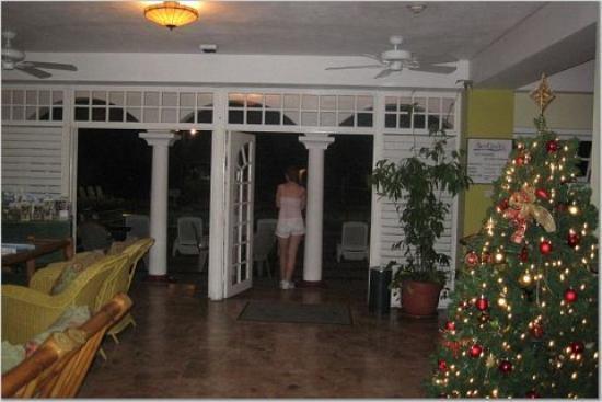 Sand Castles Resort: Hotel lobby