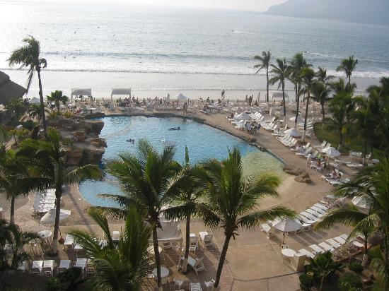 Costa de Oro Beach Hotel: View from the Suite balcony