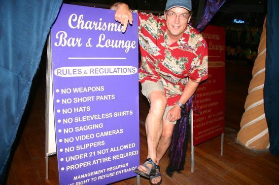 Ramada Belize City Princess Hotel: Dress Code and rules