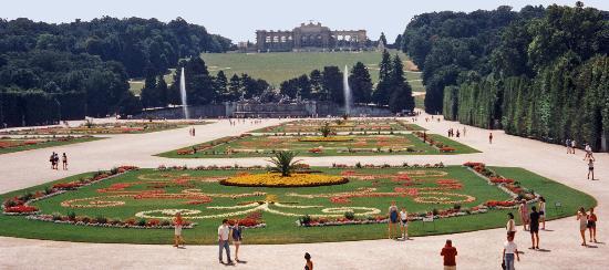 Slottet Schönbrunn (Schloss Schönbrunn)
