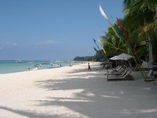 White Beach: Serenity at Boracay