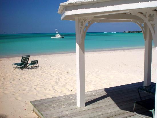 Cape Santa Maria Beach Resort & Villas: View from our bungalow