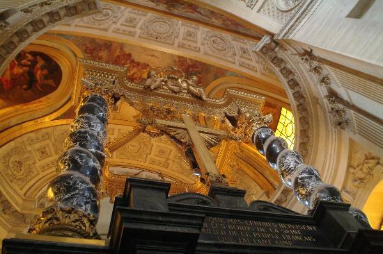 Museo de la Armada: Altar