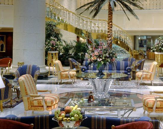 InterContinental Istanbul : lobby