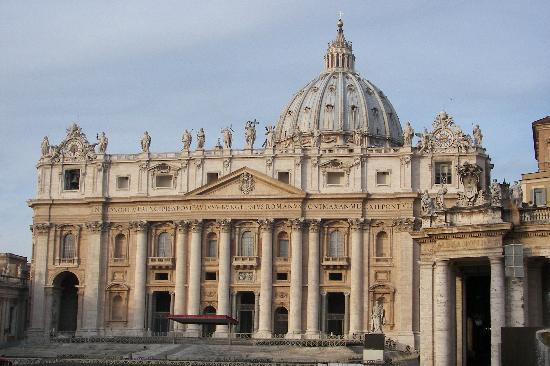 Image result for st. peter's basilica