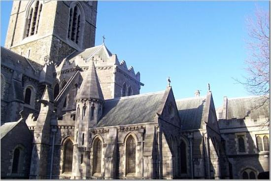 Dublín, Irlanda: Christchurch Cathedral