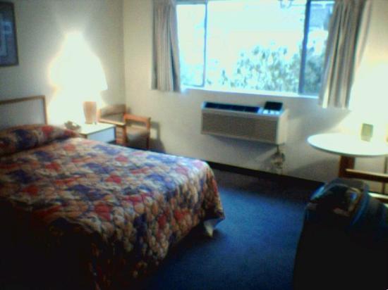 Coachman Inn: No frills, no gimmicks, but clean & quiet!