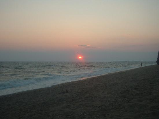 Race Point Beach: The Sunset
