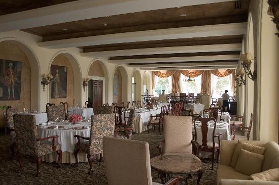 Country Club Lima Hotel: Restaurant