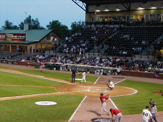 Whitaker Bank Ballpark: Applebee BallPark, Lexington KY - Lexington Legends