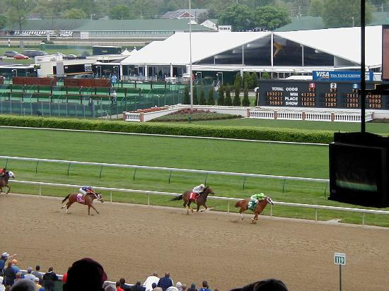 Churchill Downs-bild