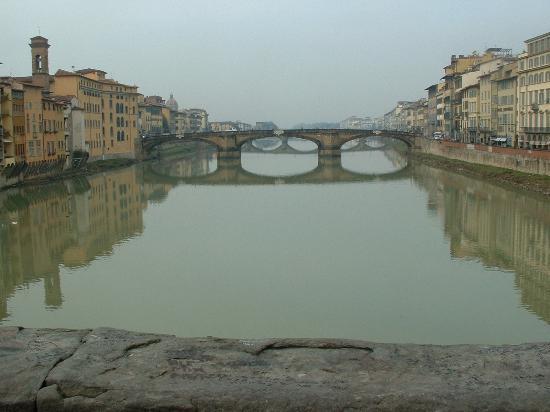 Тоскана, Италия: Arno River