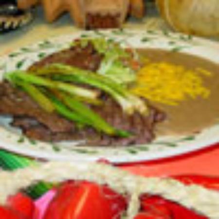 Boise, ID: Steak Encebollado (onion rich)
