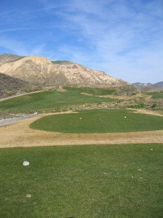 Lost Canyons Golf Club: Lost Canyons - a must play golf course near Los Angeles Area