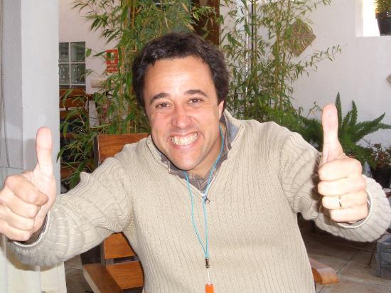 La Villa Marbella: Marcos - Your Host!