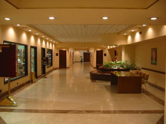 Conference Florentia Hotel: Floor 0 lobby