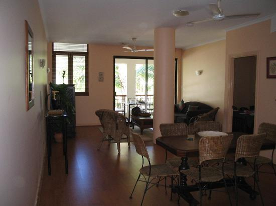 The Mediterranean - Port Douglas: 1 bed room apartment