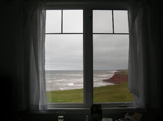 Johnson Shore Inn : View from our room