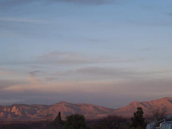 Mountians Near Tombstone