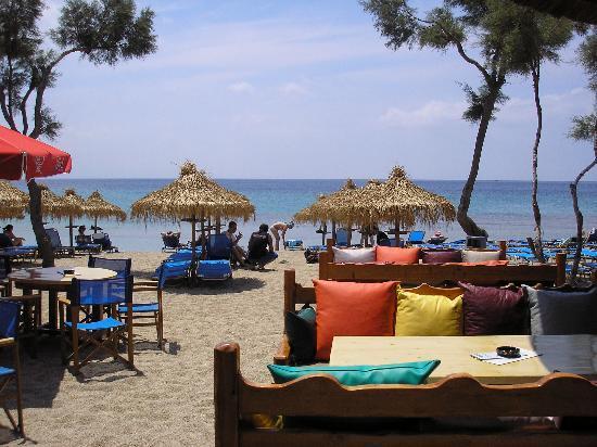 Mykonos, Grækenland: paradise beach