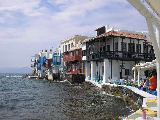 Mykonos, Greece: Little Venice