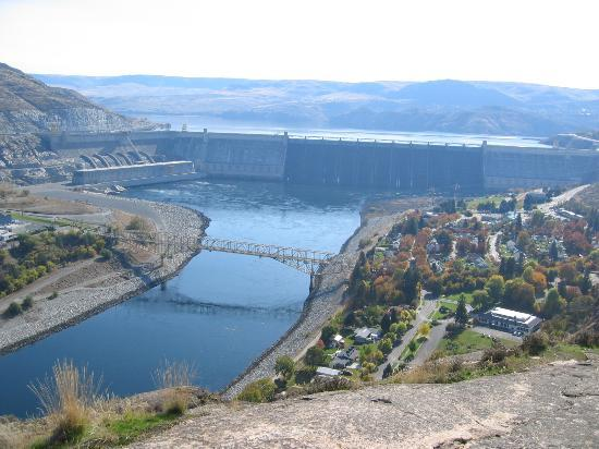 Coulee Dam Photo