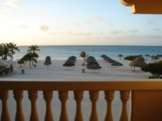 Bucuti & Tara Beach Resort Aruba: View from the room