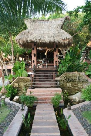 Honeymoon pool villa picture of koh tao cabana koh tao for Koh tao cabana koi pool villa