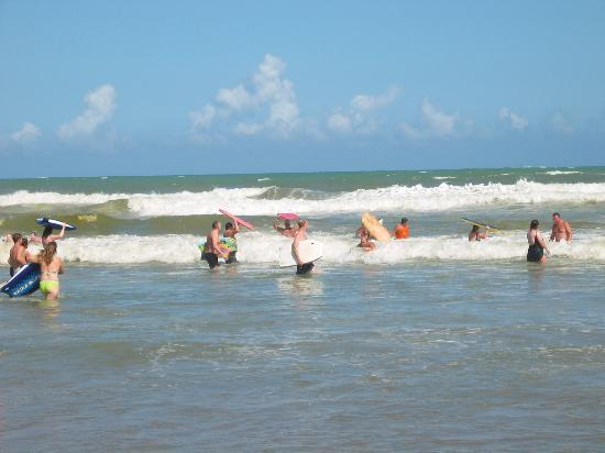 Cabarete Beach: Huge Waves